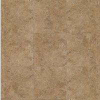 "Fantasia 20"" x 20"" x 3/8"" Floor and Wall Tile in Taupe"