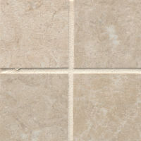 "Indiana Stone 6"" x 6"" x 3/8"" Floor and Wall Tile in Almond"
