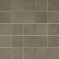 "Metro Plus 2"" x 2"" Floor and Wall Mosaic in Manhattan Mist"