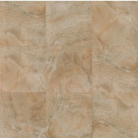 "Onyx 20"" x 20"" x 5/16"" Floor and Wall Tile in Camel"