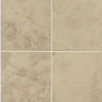 "Roma 6"" x 6"" x 3/8"" Floor and Wall Tile in Almond"