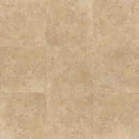 "Roma 20"" x 20"" x 5/16"" Floor and Wall Tile in Camel"