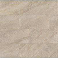"Stone Mountain 12"" x 24"" x 3/8"" Floor and Wall Tile in Alabaster"