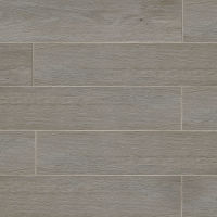 "European 8"" x 48"" x 3/8"" Floor and Wall Tile in Spanish Acacia"