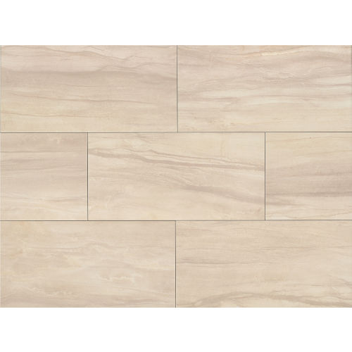 "Athena 20"" x 40"" x 7/16"" Floor and Wall Tile in Sand"