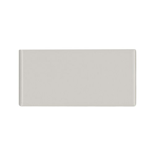 "Traditions 3"" x 6"" Trim in Tender Gray"