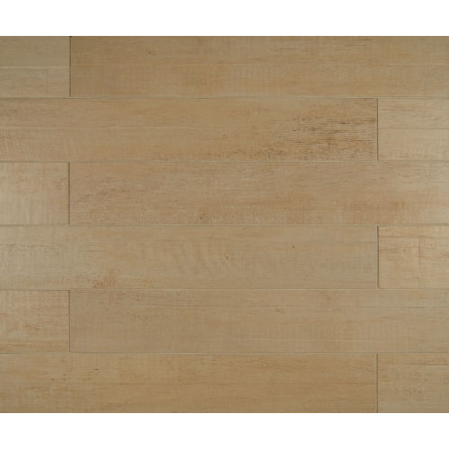 "Barrique 4"" x 24"" x 3/8"" Floor and Wall Tile in Ecru"
