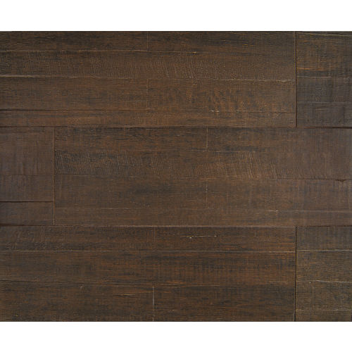 "Barrique 8"" x 24"" Floor & Wall Tile in Fonce"