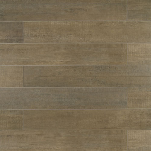 "Barrique 4"" x 24"" Floor & Wall Tile in Gris"