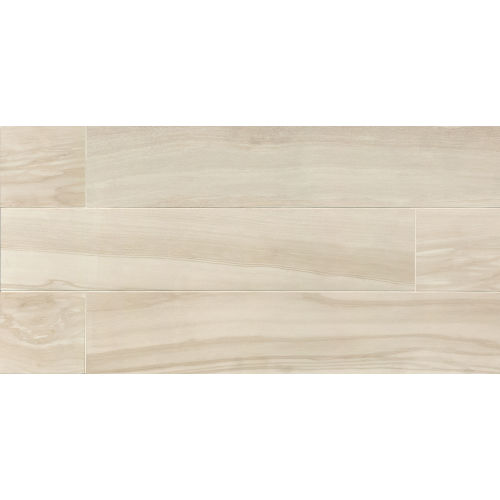 "Epic 8"" x 40"" Floor & Wall Tile in White"