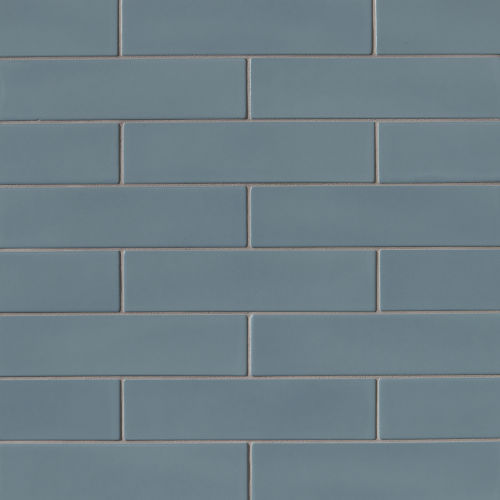 "Costa Allegra 3"" x 12"" Floor & Wall Tile in Adriatic"