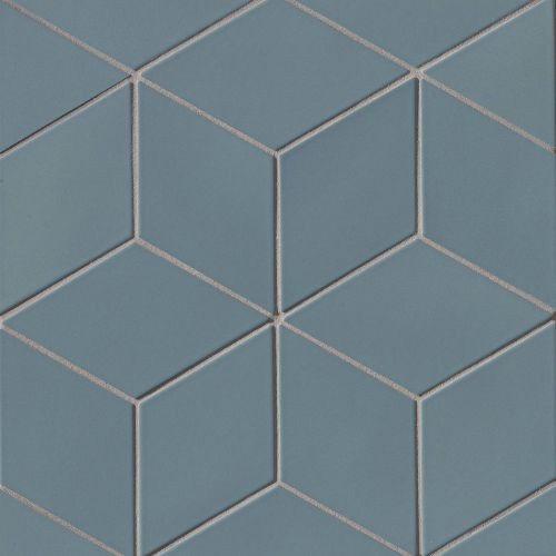 "Costa Allegra 4.5"" x 8"" Floor & Wall Tile in Adriatic"