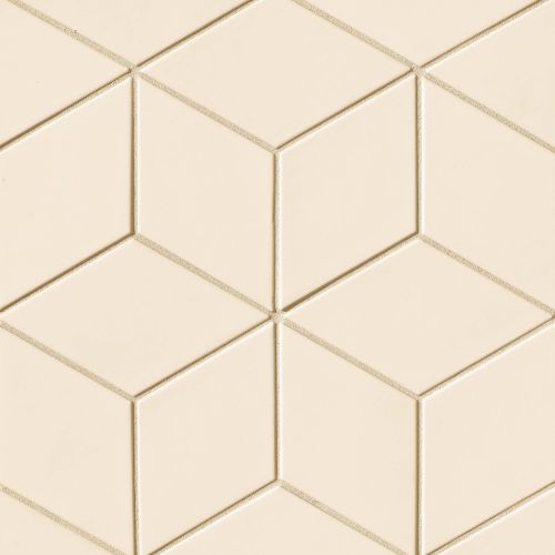 "Costa Allegra 4.5"" x 8"" Floor & Wall Tile in Alabaster"