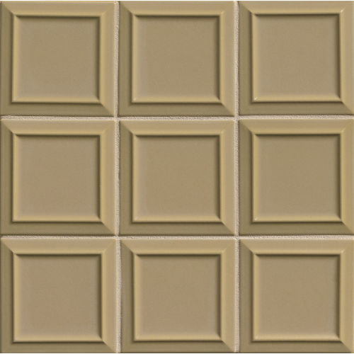 "Costa Allegra 6"" x 6"" Decorative Tile in Driftwood"