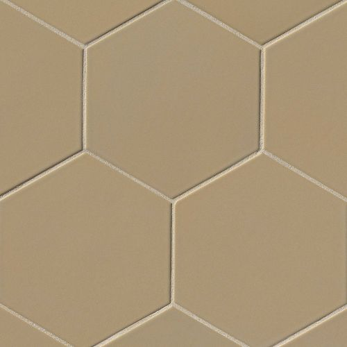 "Costa Allegra 8"" x 8"" x 3/8"" Floor and Wall Tile in Driftwood"