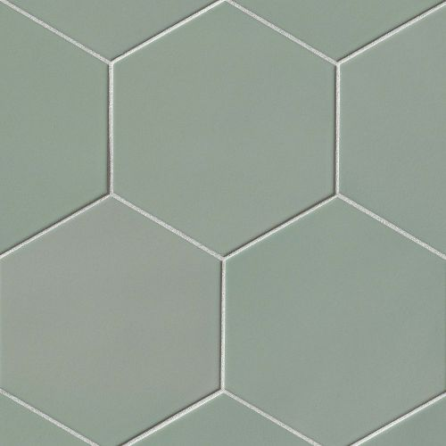 "Costa Allegra 8"" x 8"" Floor & Wall Tile in Gulf"