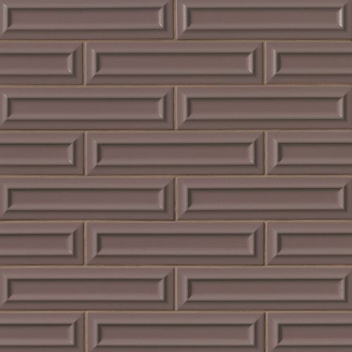 "Costa Allegra 3"" x 12"" x 3/8"" Decorative Tile in Timber"