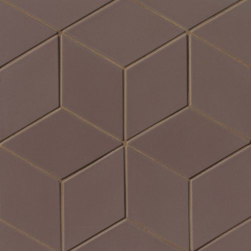 "Costa Allegra 4.5"" x 8"" Floor & Wall Tile in Timber"