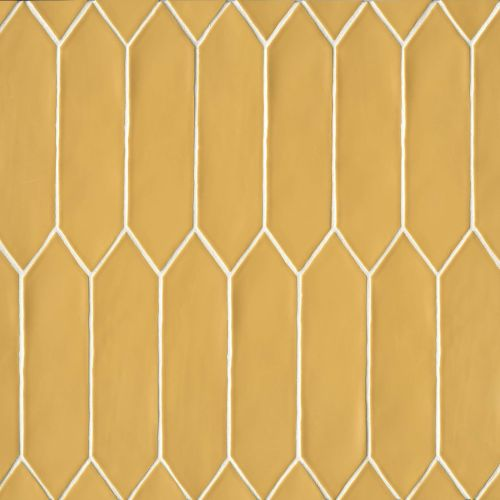 "Reine 3"" x 12"" Wall Tile in Golden"