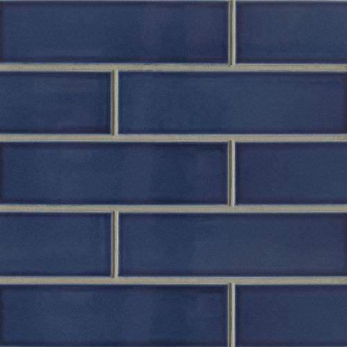 "Zenith 2.5"" x 9"" Floor & Wall Tile in Tide"