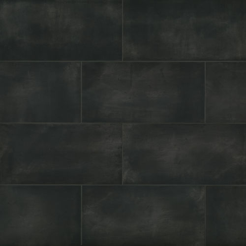 "Chateau 12"" x 24"" Floor & Wall Tile in Midnight"