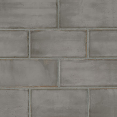 "Chateau 4"" x 8"" Wall Tile in Smoke"