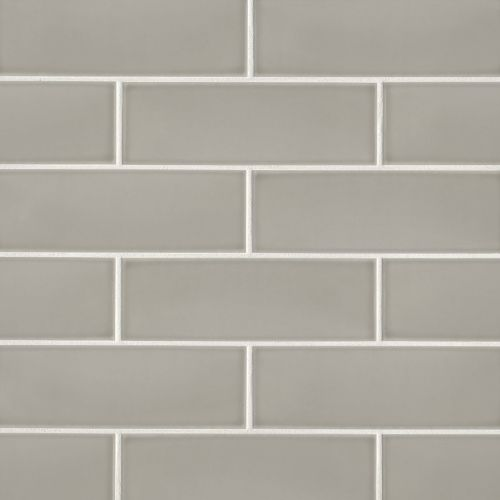 "Grace 4"" x 12"" x 1/4"" Wall Tile in Sabbia"