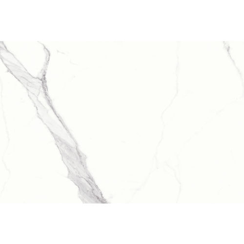 "Magnifica 30"" x 60"" Floor & Wall Tile in Statuario Super White"