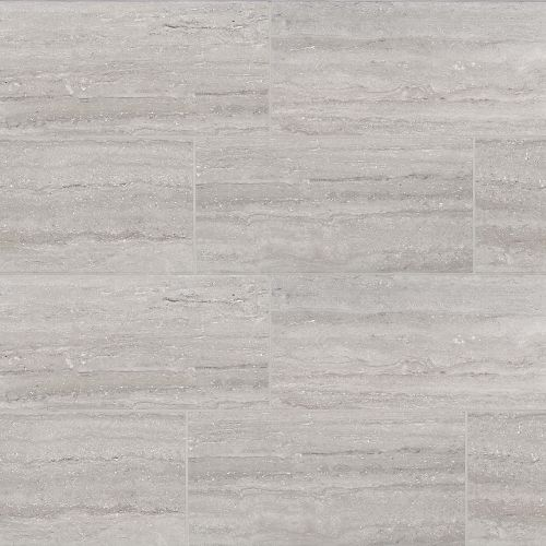 "Toscano 12"" x 24"" Floor & Wall Tile in Grigio"