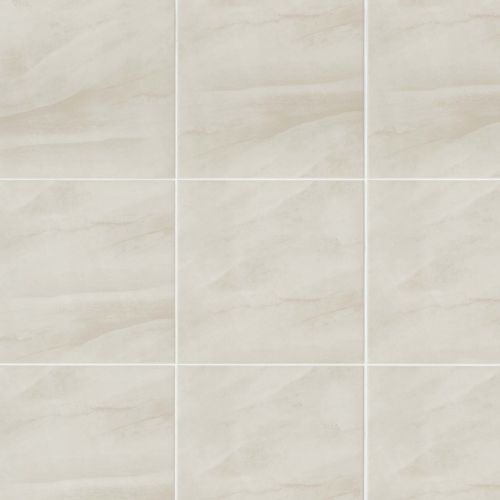 "Serenity 18"" x 18"" Floor & Wall Tile in Grey"