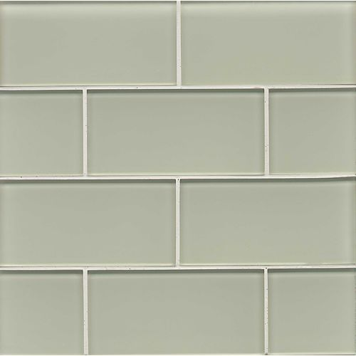"Hamptons 3"" x 6"" Wall Tile in Refresh"