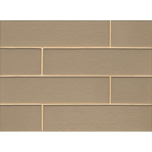 "Manhattan 4"" x 16"" Wall Tile in Heiress"