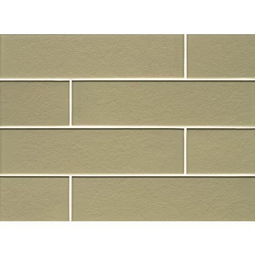 "Manhattan 4"" x 16"" Wall Tile in Pistachio"