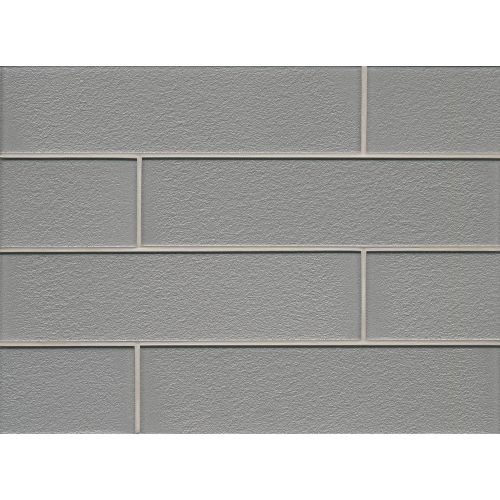 "Manhattan 4"" x 16"" Wall Tile in Platinum"