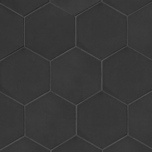 "Verve 4-7/8"" x 5-5/8"" Wall Mosaic in After Dark"
