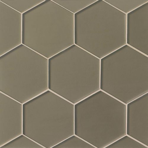 "Verve 4-7/8"" x 5-5/8"" Wall Mosaic in Golden Glimmer"