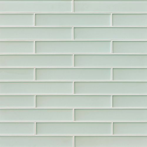 "Verve 2"" x 11.75"" Wall Tile in Ice Breaker"