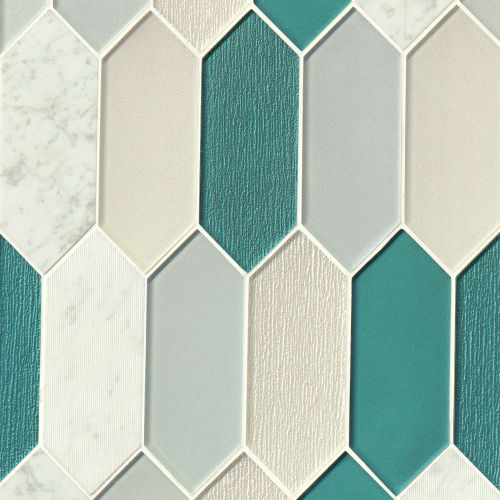 Verve Wall Mosaic in Oomph