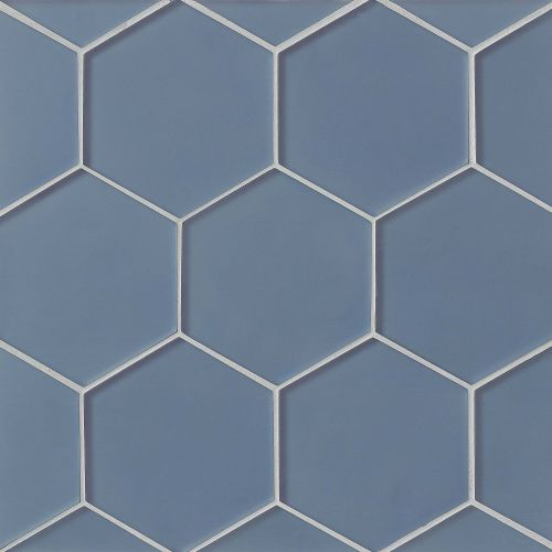 "Verve 4-7/8"" x 5-5/8"" Wall Mosaic in Summer Nights"