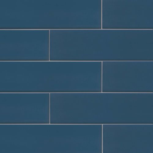 "Verve 6"" x 20"" Wall Tile in Twilight"