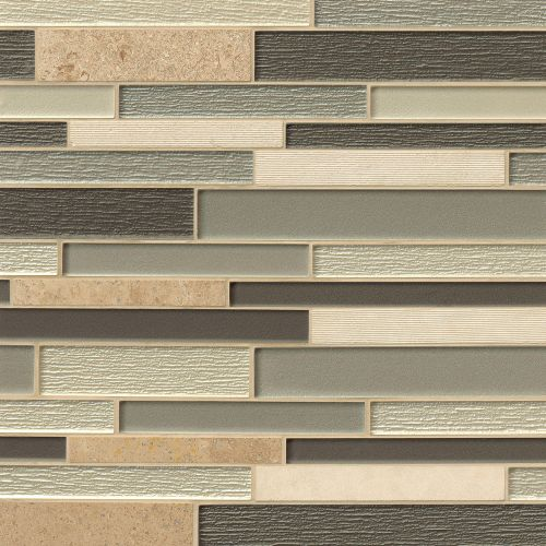 Verve Wall Mosaic in Valiant