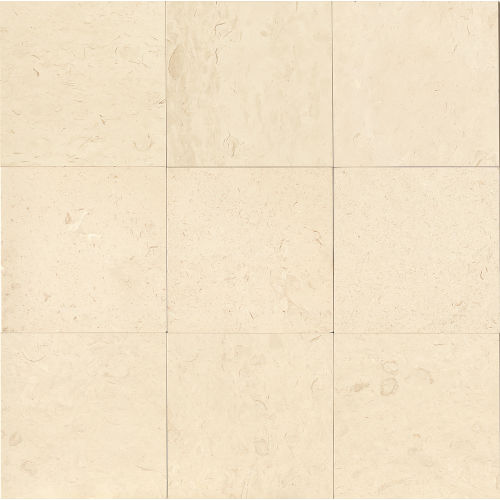 "Corinthian White 12"" x 12"" Floor & Wall Tile"