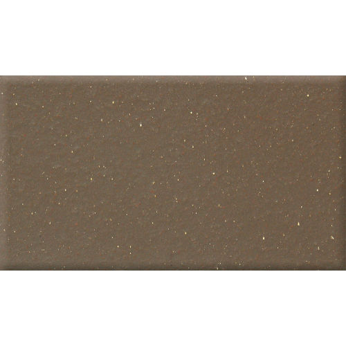 "Metropolitan 4"" x 8"" x 1/2"" Floor and Wall Tile in Chestnut Brown"