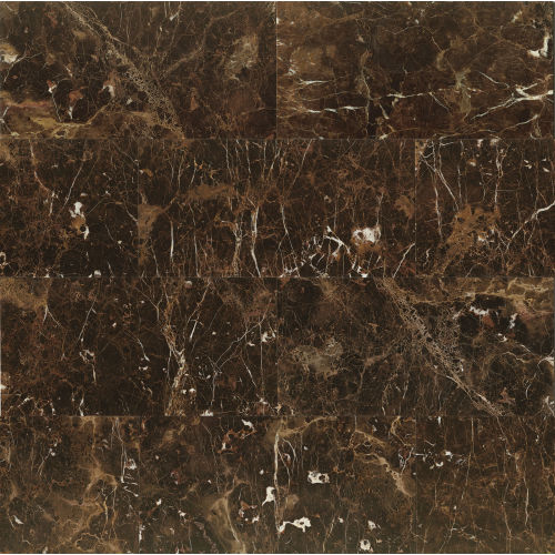 "Emperador Dark 12"" x 24"" Wall Tile"