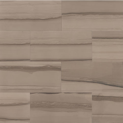 "Lennox Grey 12"" x 24"" Floor & Wall Tile"