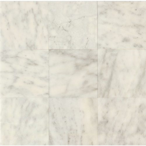 "Lydia White 12"" x 12"" Wall Tile"