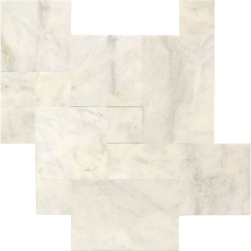 Lydia White Floor & Wall Tile