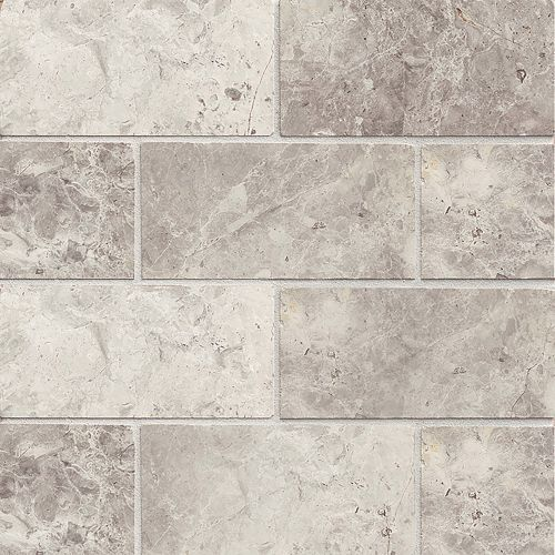"Sebastian Grey 3"" x 6"" Wall Tile"