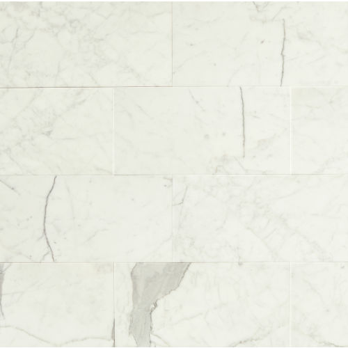 "Statuario 12"" x 24"" Floor & Wall Tile"