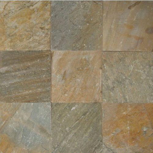 "Amber Gold 12"" x 12"" Floor & Wall Tile"